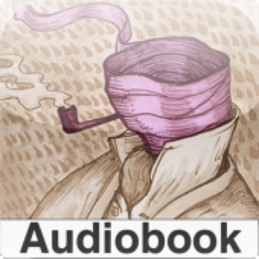 The Invisible Man ( Audiobook + Text )