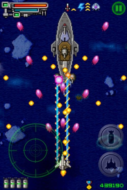 Mech Striker screenshot-3
