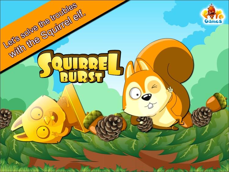 Squirrel Burst HD Free