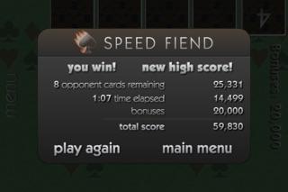 Speed Fiend screenshot four