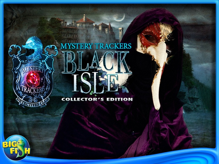 Mystery Trackers: Black Isle Collector's Edition HD