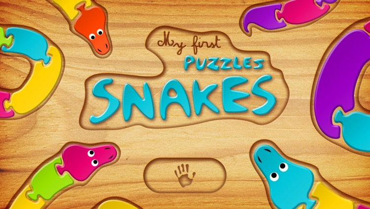 My First Puzzles: Snakes screenshot-4