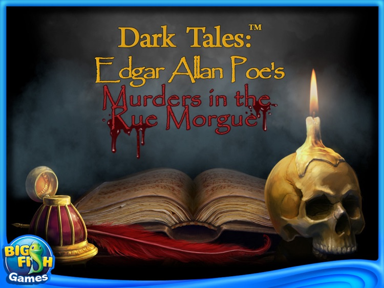 Dark Tales: Edgar Allan Poes Murder in the Rue Morgue Collector's Edition HD