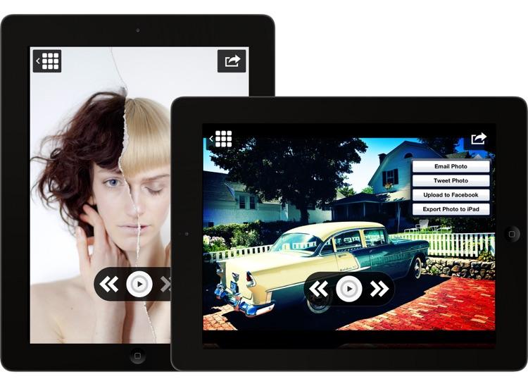 Portfolio Pro for iPad - Brandable Photo and Video App