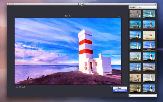 Zepheer 2 Screenshot