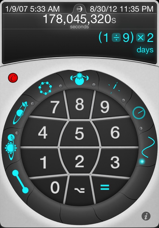 Temporalium — The Awesome Time Calculator