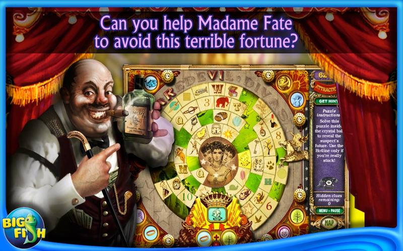 Mystery Case Files: Madame Fate screenshot 3