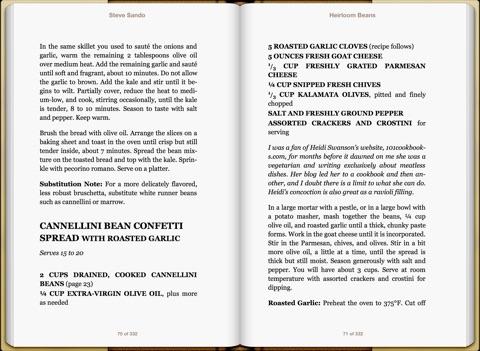 Heirloom Beans By Vanessa Barrington Steve Sando On Apple Books