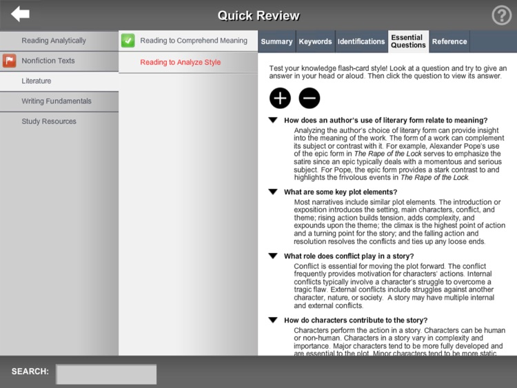 AP Exam Prep English Language and Composition LITE by K12 Inc