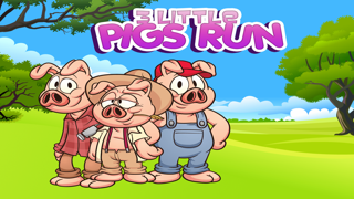 3 little pigs Run : Three Piggies Vs Big Bad Wolf