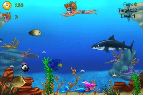 深海捕鱼 screenshot-2