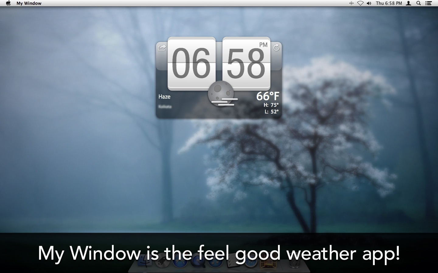 My Window on the MacAppStore