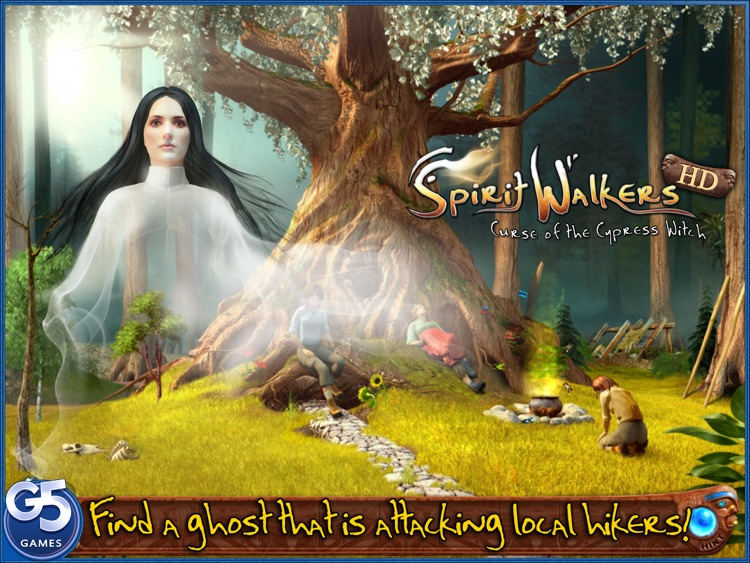 Spirit Walkers: Curse of the Cypress Witch HD (Full) screenshot-0