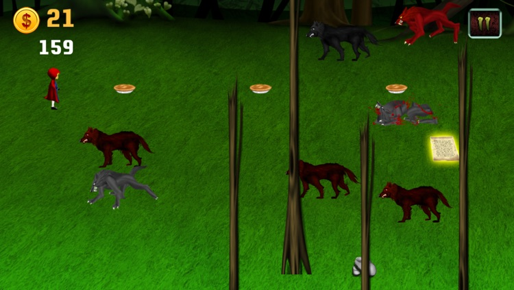 Red Riding Hood Strikes Back screenshot-3