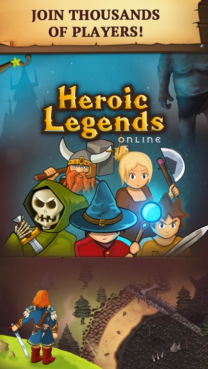 Heroic Legends screenshot-4