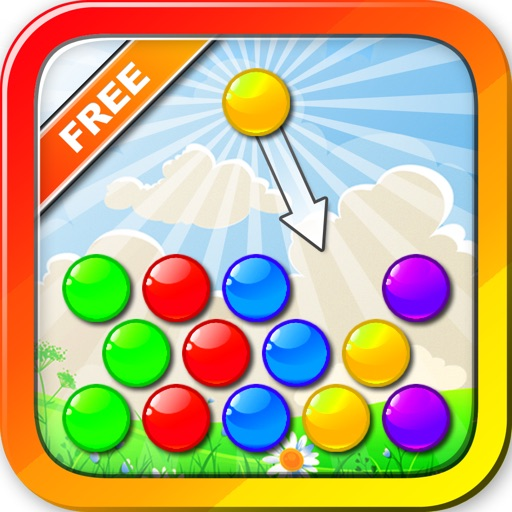 Bouncing HD LITE - The absolutely crazy bubble shooter game