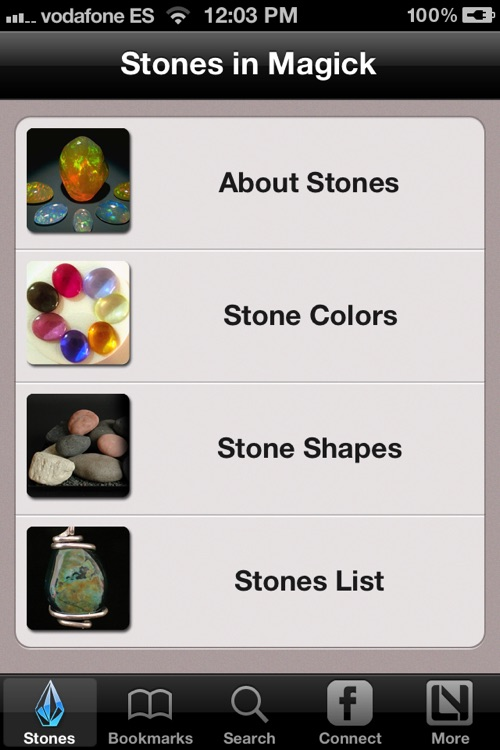 Stones in Magick