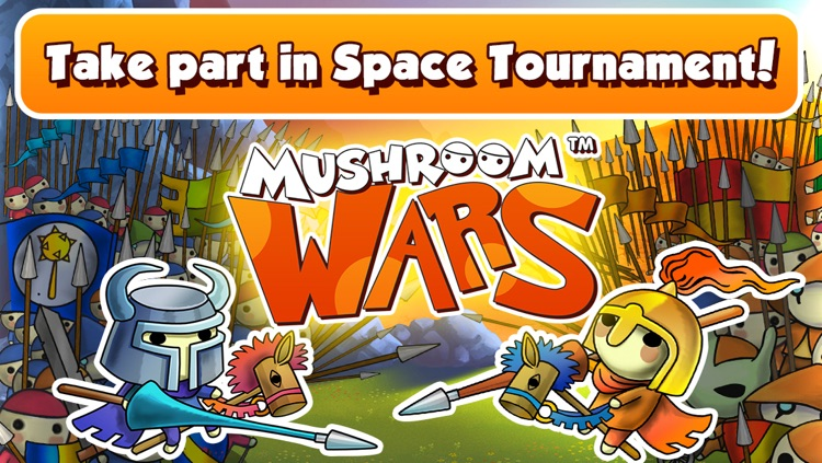 Mushroom Wars Mini screenshot-0