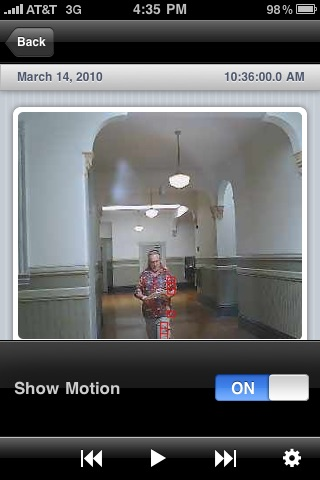 NextView Remote Video Camera Surveillance screenshot-3