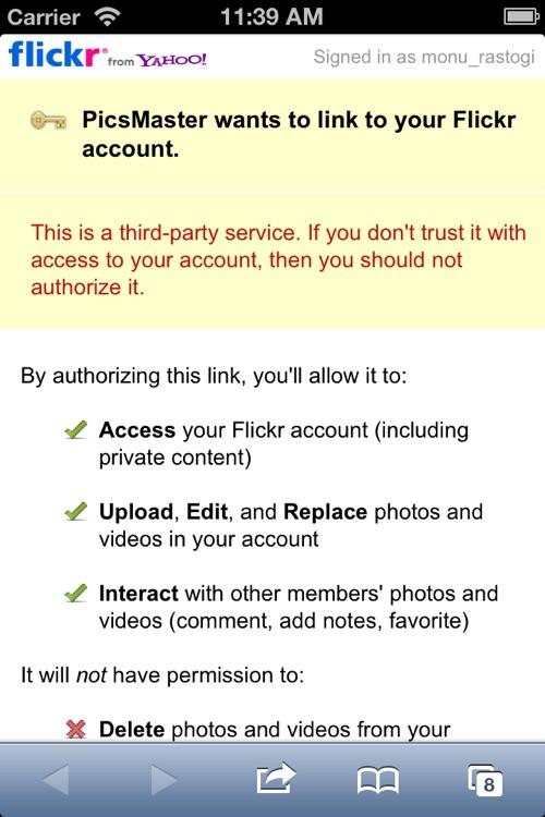 PicsMaster screenshot-4