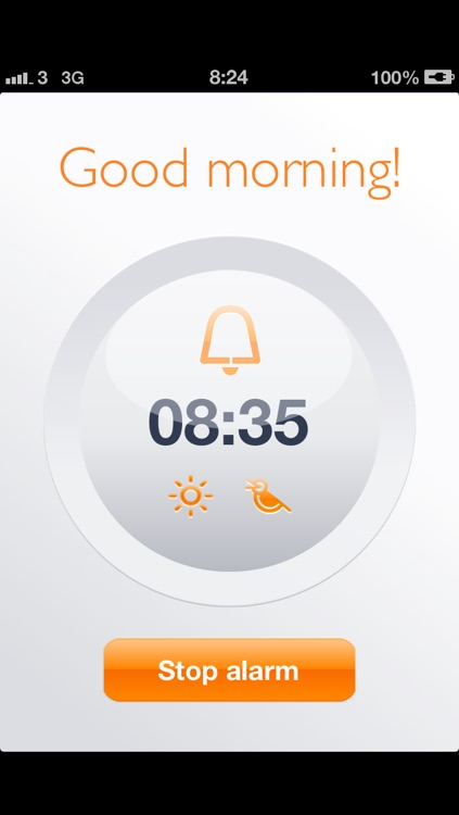 Wake-up Light - Philips screenshot-1