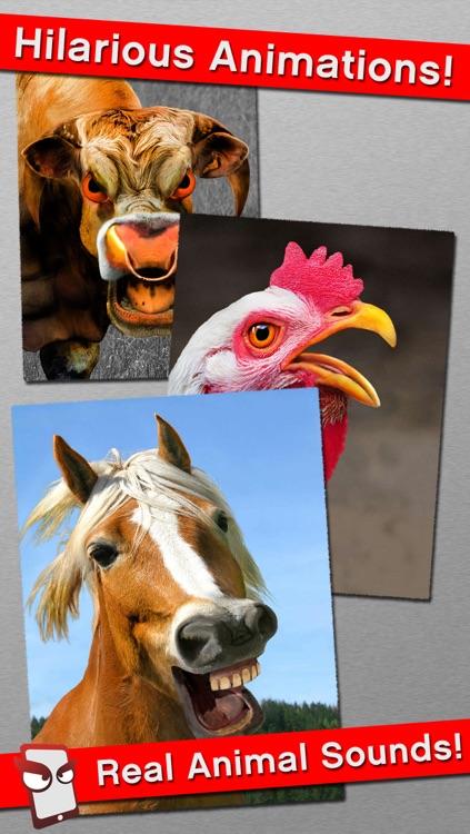 AngryFarm Free - The Angry Farm Animal Simulator