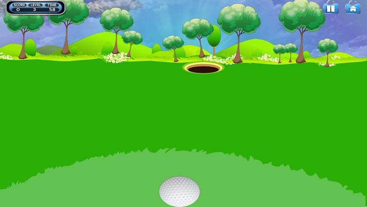 Flick Golf Champions FREE: Mini Sport Toss Now! screenshot-4