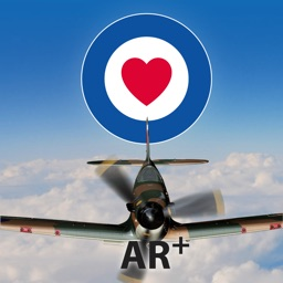 Official RAFBF Spitfire - Augmented Reality