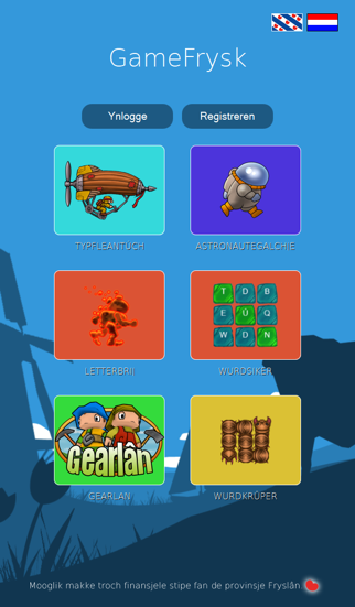 GameFrysk screenshot one