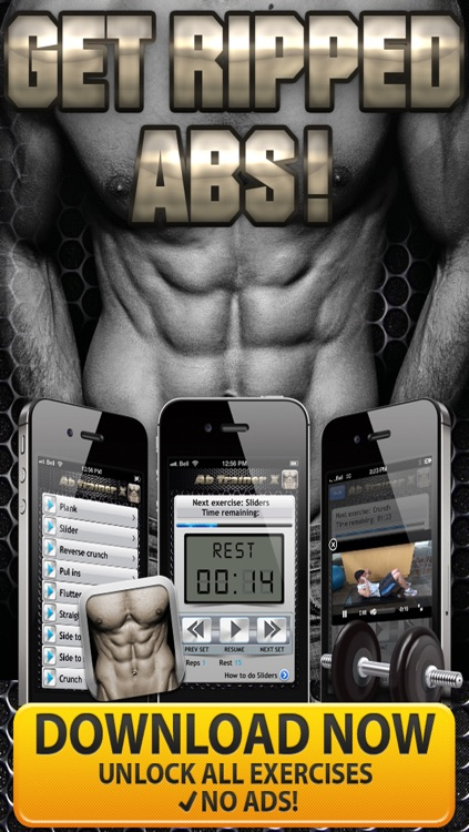 Ab Trainer X PRO - Six-Pack Abs Exercises & Workouts screenshot-4