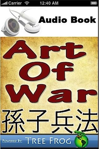 Audio Book: Sun Tzu Art Of War Read by Paul Sze