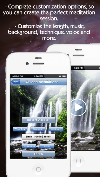 Pocket Meditation: Guided meditation techniques for the beginner to advanced meditator, who want deep sleep, relaxation & inner peace screenshot-3