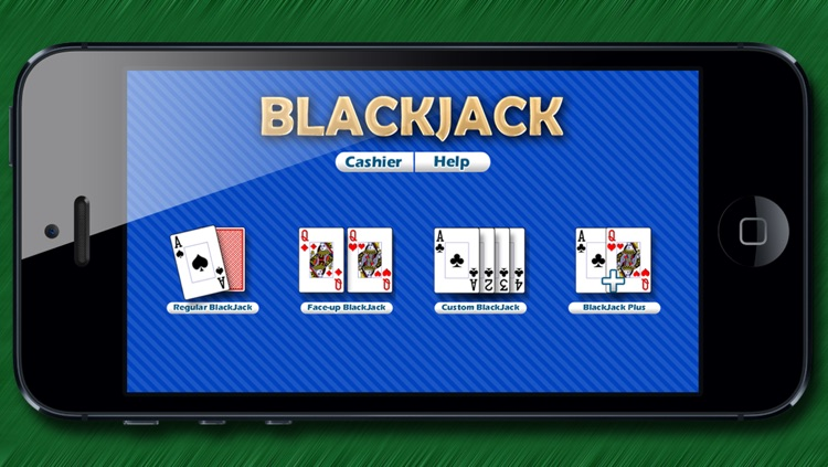 5 in-1 BlackJack (Free) screenshot-3