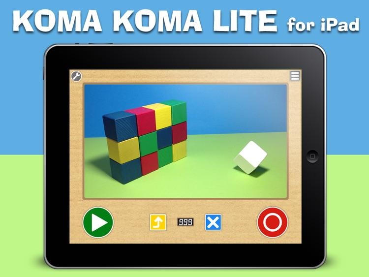 KOMA KOMA LITE for iPad