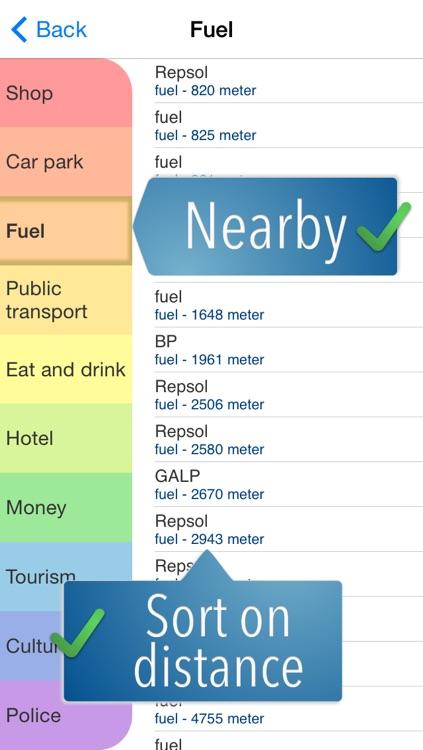 Madeira Travelmapp screenshot-4