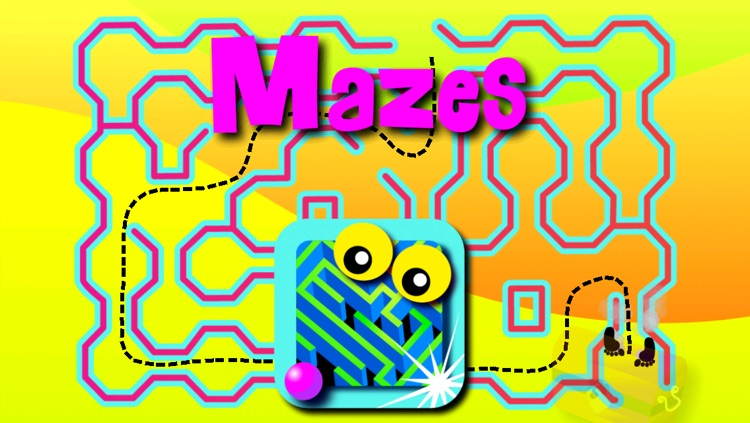Wee Kids Mazes screenshot-2