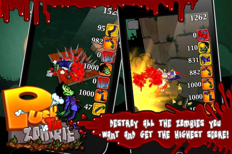 Push the Zombie screenshot-3
