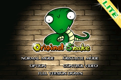 Original Snake Lite screenshot-0
