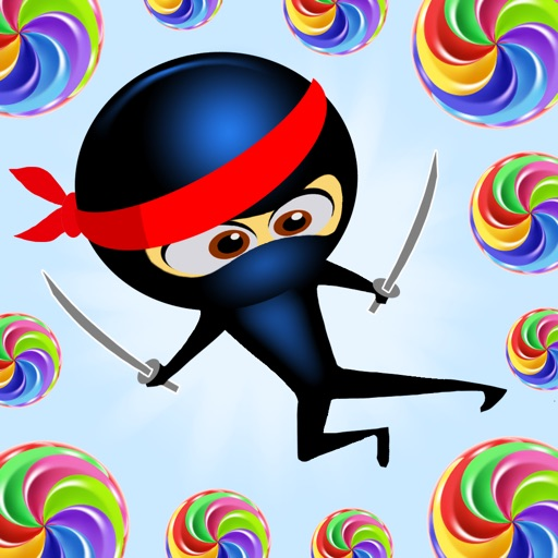 A Candy Ninja  - Free Fun Game icon