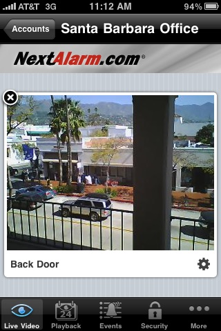 NextView Remote Video Camera Surveillance