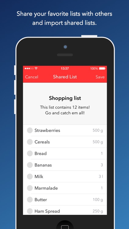 Paperbag - your nimble and environmental shopping assistant screenshot-4