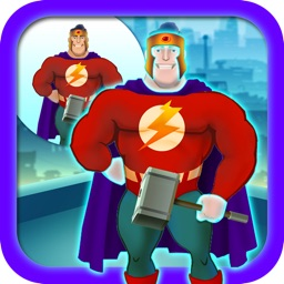 The Extreme Action Heroes - Superheroes Marvel and Alliance Amazing Draw Game Edition - FREE