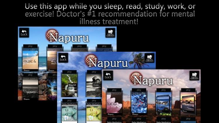 Napuru Relax & Sleep screenshot-3