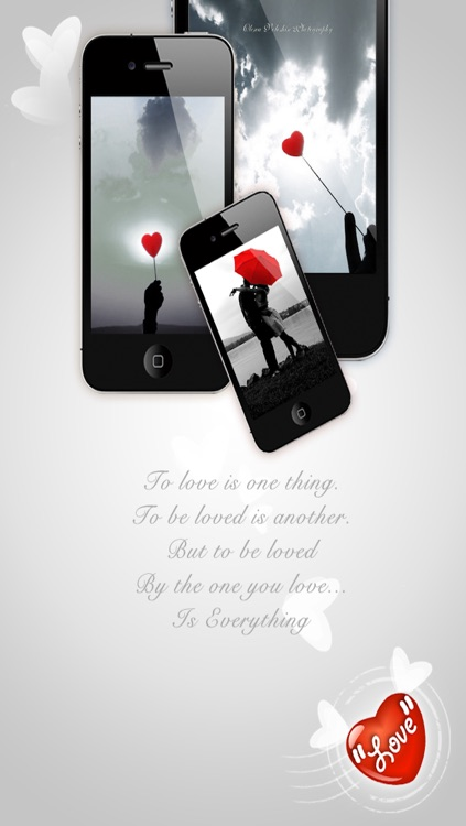 Love Quotes Wallpapers screenshot-3