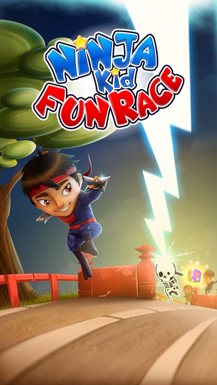 Fun Race Ninja Kids - by Fun Games For Free screenshot-3