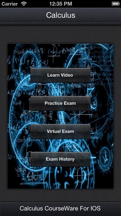 Learn Calculus