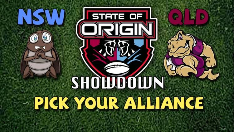 State of Origin Showdown