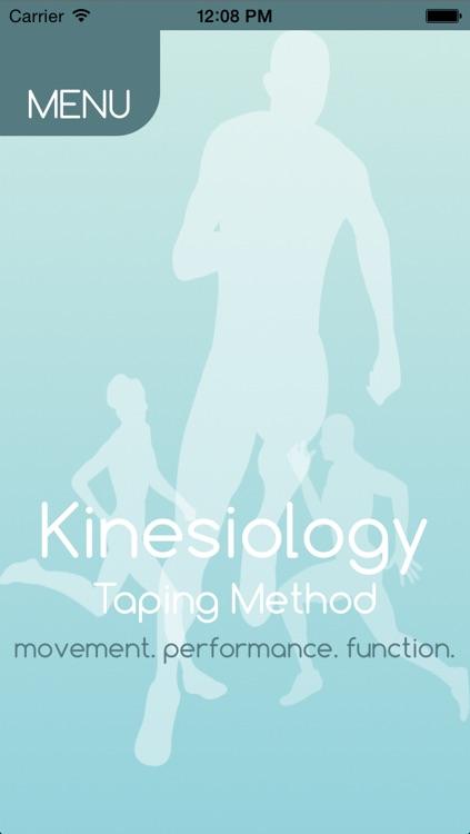 Kinesiology Taping Method