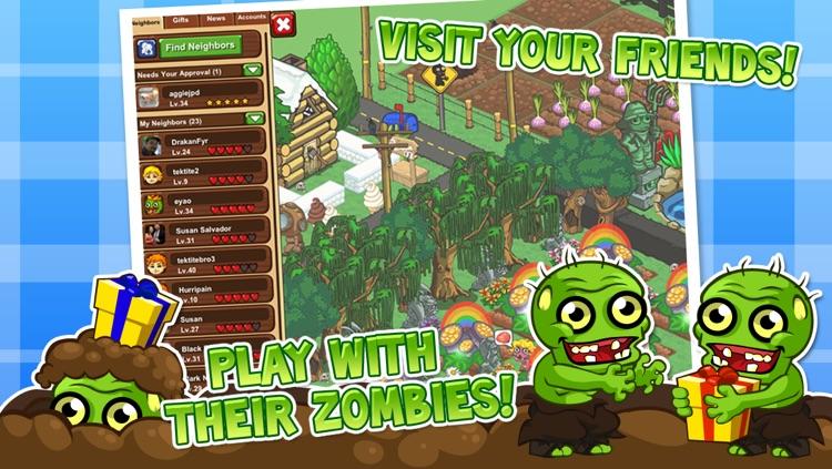 Zombie Farm 2 screenshot-3