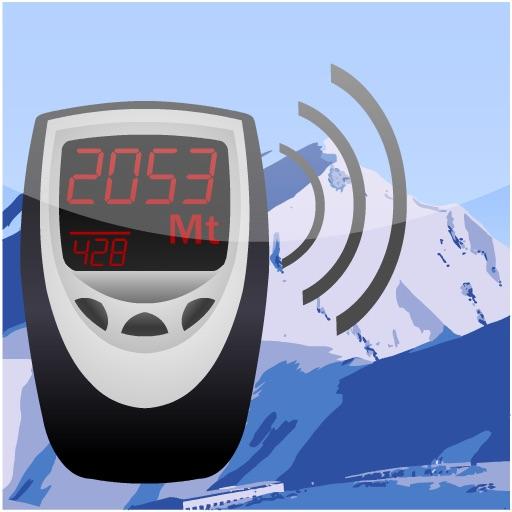 Altimetro Parlante icon
